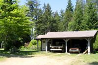 Carport, Fuel Storage, Garden Shed